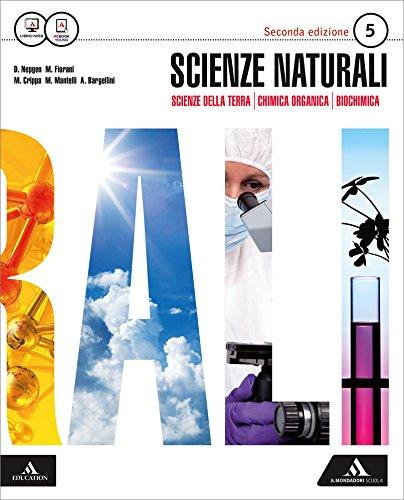 Scienze naturali. Per i Licei e gli Ist. magistrali. Con e-book. Con espansione online