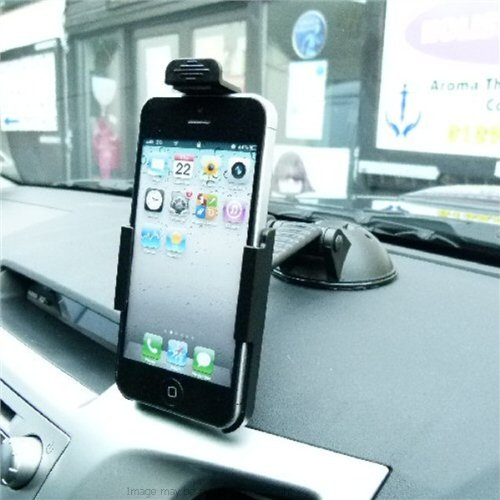 TC linkwebb multi-superficie cruscotto/a ventosa supporto per Apple iPhone 5, 5S