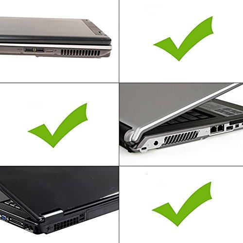 Mondpalast @ Laptop Kühler USB Air Extrahierung Vakuum-Lüfter CPU-Kühler für Notebook - 5