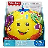 Fisher-Price Everything Baby FTC85 Spielzeugball, weich, elektronisch, 6-36 Monate, FTC85