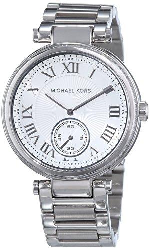 Michael Kors Damen-Armbanduhr Analog Quarz Edelstahl MK5866