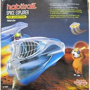 Habitrail Space Explorer Hamsterkäfig Zubehör