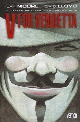 V for Vendetta: New Edition by Alan Moore, David Lloyd (2009)