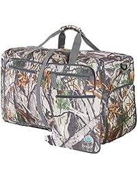 Bago Reisetasche Sporttasche für Männer und Frauen - 60L - 80L Duffle Bag  mit schuhfach für Gepäck, Weekender,… 8f00d56bc9