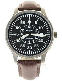 Aristo XL 42mm beobachtungs suizo Reloj Automático De Pilot 3h116br–Fabricado en Alemania.