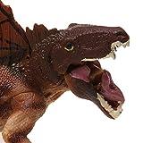 Permian Dimetrodon Dinosaur Model Action...