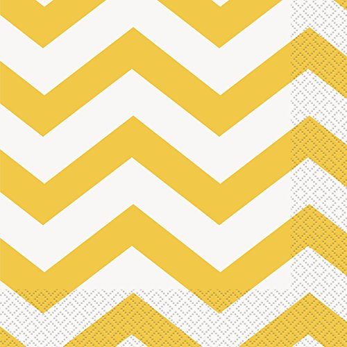 unique-party-chevron-papierservietten