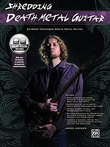 Shredding Death Metal Guitar     Guitar     Book & CD (Shredding Styles)