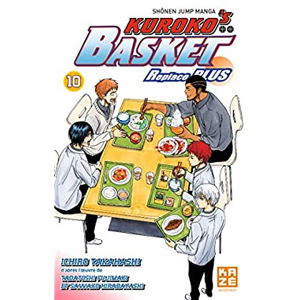 Kuroko's Basket Replace Plus T10 (Fin)