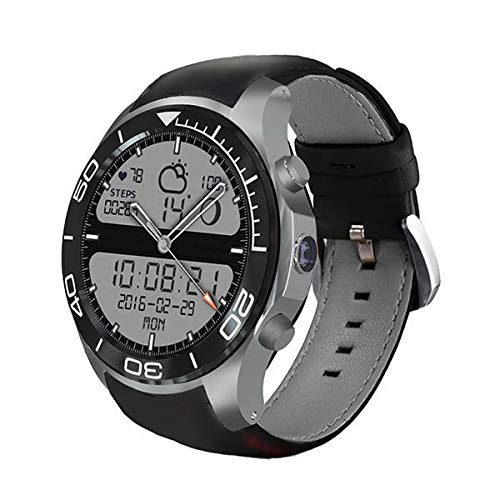 KALOAD MF2 Smart Watch Phone Silver -
