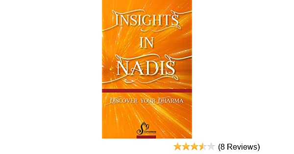Amazon in: Buy Insights in Nadis: Discover your Dharma Book Online