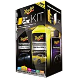 Meguiar's G3200EU Brilliant Solutions New Car Kit Autopflegeset