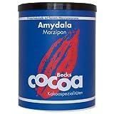 Becks Cocoa Trinkschokolade Amydala Marzipan Dose 250 g