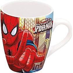 Bone China Barrel Mug - Spiderman