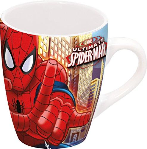Boyz Toys Coffret Mug Cacao Porcelaine Spiderman