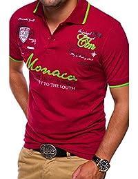 MT Styles Polo Shirt NEO-MON manches courtes R-8004