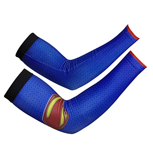 lycra-manguitos-ciclismo-superman-talla-xxl