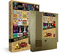 CARTOUCHE POUR CONSOLE NES ESSENTIALS SERIE 2 : THE LEGEND OF ZELDA ULTIMATE COLLECTION (4 sauvegardes simultanées)