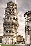empireposter Schiefer Turm von Pisa Italien