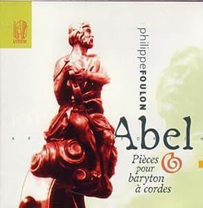 Abel:Works for Baryton