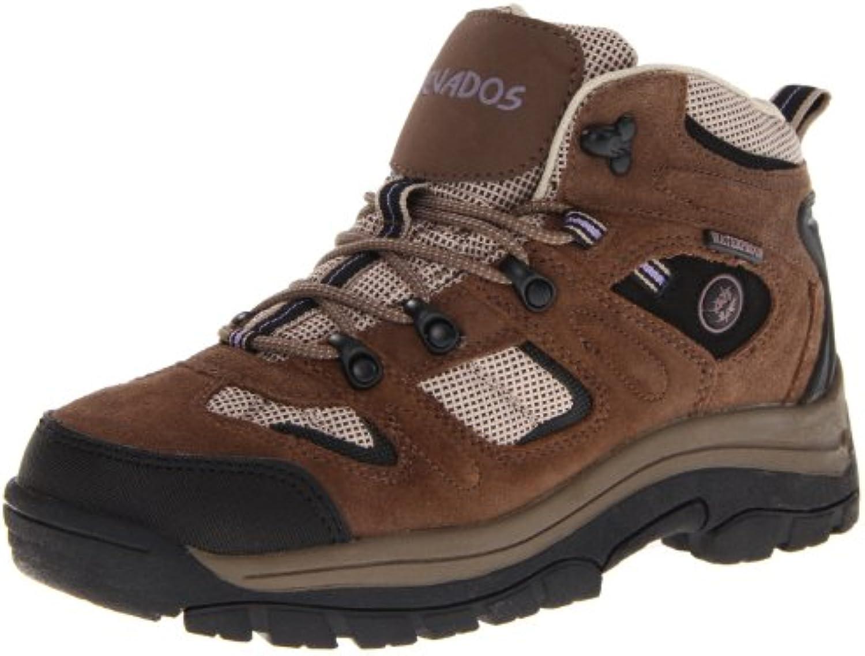 Nevados Klondike Mid Waterproof, Chaussures de Randonnée Basses Marron pour Femme Marron Basses 10b99b