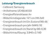 Samsung UE48JU6550 - 3
