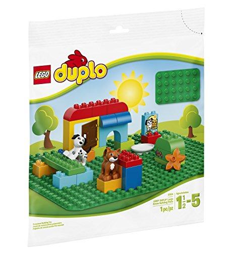 LEGO Duplo Große Platte 38,1 cm x 38,1 cm grün 2304 Kreativ Spielzeug (1 Stück)