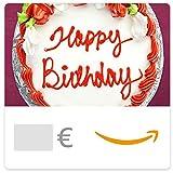 Digitaler Amazon.de Gutschein (Happy Birthday - Kuchen)