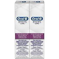Oral-B - blancura Acelerador 3D blanco 75ml de lujo - Conjunto de 2