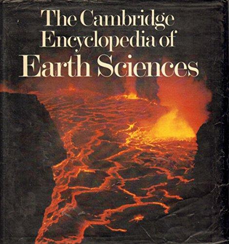 The Cambridge Encyclopedia of Earth Sciences