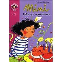 Mini fête son anniversaire