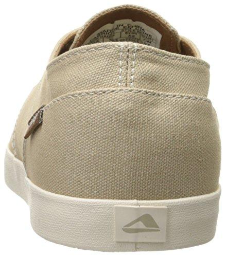 Reef DECK HAND 2 R3261RST, Sneaker uomo Tan/White
