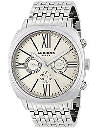 Akribos AK636SSW - Reloj para hombres