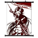 """Trinity Blood Anime Fabric Wall Scroll Poster (32"""" x 45"""") Inches"""