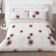 Burrito Blanco - Funda nórdica 016 Beige de cama de 150x190/200 cm