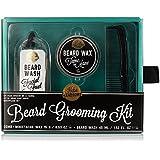 NPW Kit para Cuidado de La Barba Hello Handsome - 200 gr