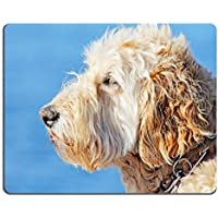 Mousepads Portrait of a Wheaten terrier Image ID 20452825by Liili Customized Mousepads Stain Resistance Collector kit Kitchen Table top Desk drink Customized Stain Resistance Collector kit Kitchen Table top