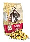 Supreme PetFoods Russel Rabbit Tasty Mix Aliment Lapin Mélange pour Petit Animal - Lot de 4