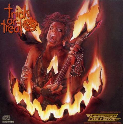 Soundtrack: Trick Or Treat (Audio CD)