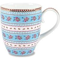 Teetassen Glas Becher Kreative Neuheit Emaille Daisy Design Kaffeetasse