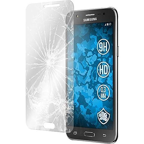 3 x Samsung Galaxy J5 (2015 - J500) protection écran verre trempé Galaxy J5 (2015 - J500) clair -