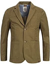Timberland Homme Jefferson Herringbone Blazer Imperméable
