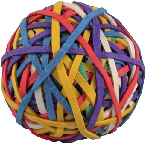 staples-gummiball-farbig-mit-150-gummiringen