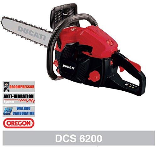 Motosierra Ducati de jardineria - DCS6200