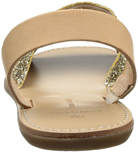 PiecesEvey - Sandali Donna Oro (Or (Gold Colour))
