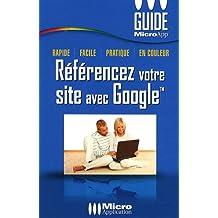 Référencez votre site avec Google