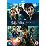 Harry Potter And The Deathly Hallows Parts 1&2