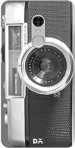 DailyObjects Old School Camera Case For Xiaomi Redmi Note 4