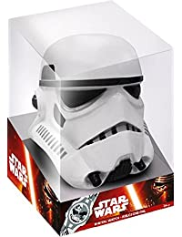 Kids Licensing – SW92185 – Star Wars VII – Reloj digital en caja 3D Trooper