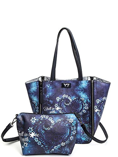 Ynot K46 Shopper Accessori Blu